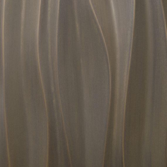 0309 VeroMetal Brass with black patina finish